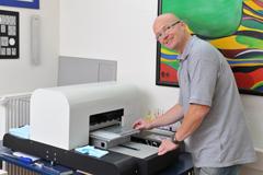 Thomas Hehn GmbH bietet Digitaldruck auf Metall
