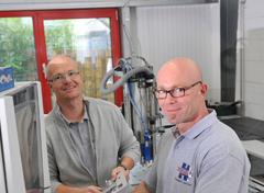 20 Jahre Erfahrung ind er Metallverarbeitung